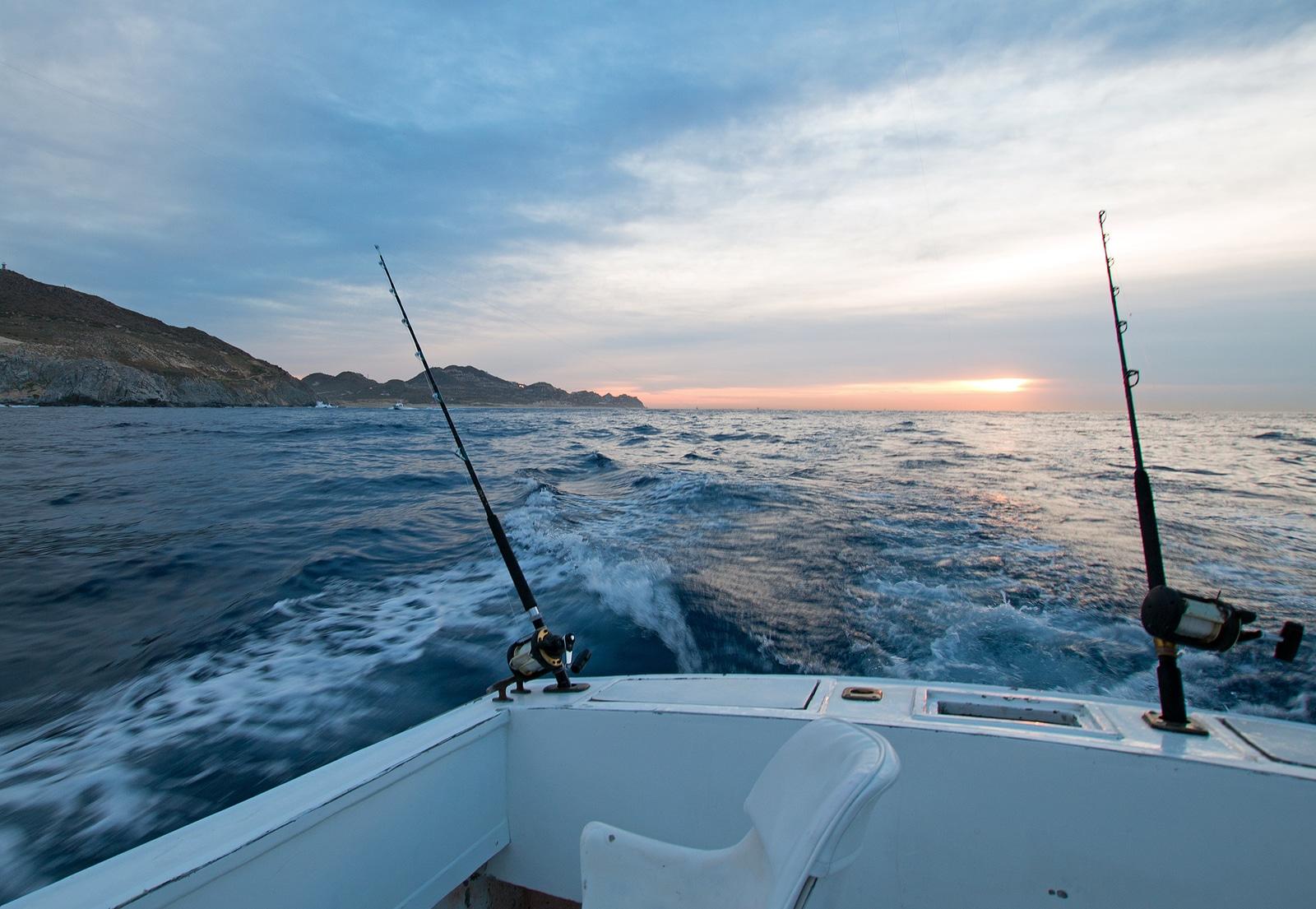 Fishing in Los Cabos 2021