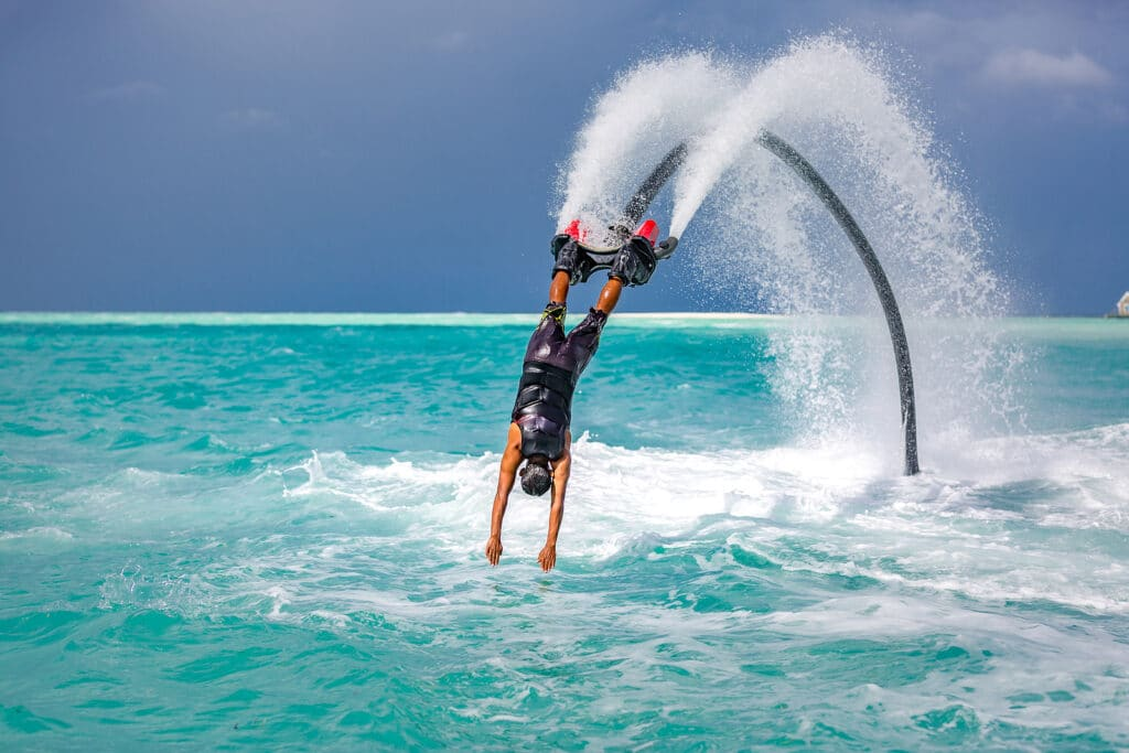 Adventure at Cabo Flyboard